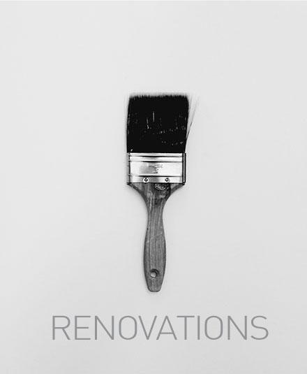Ruhl Builds - Renovations