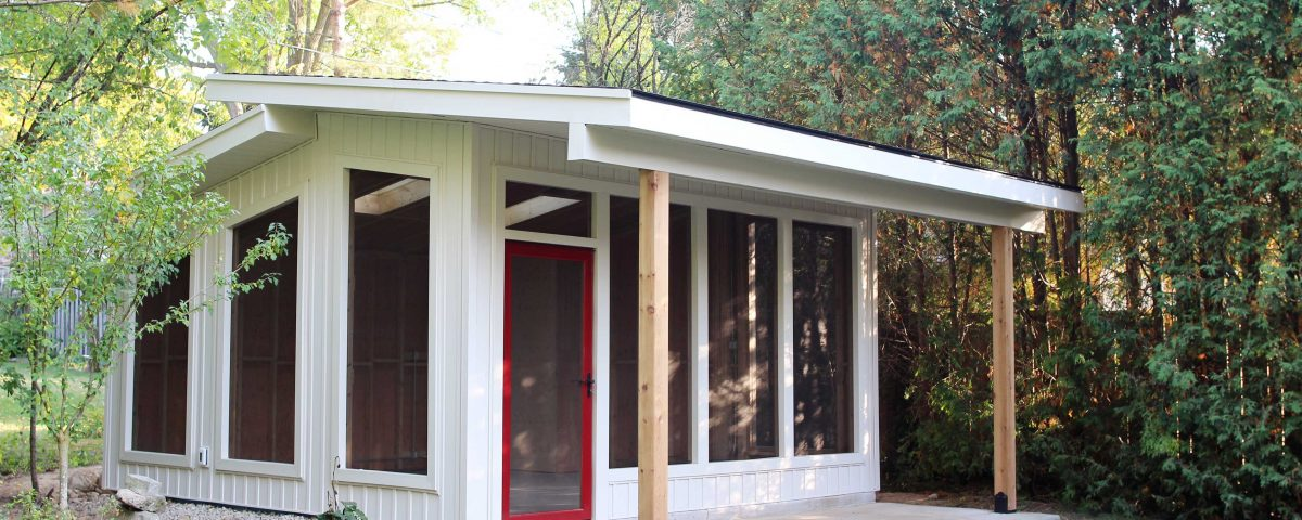 Ruhl Builds - residential design, renovation and construction - High Performance Gazebo