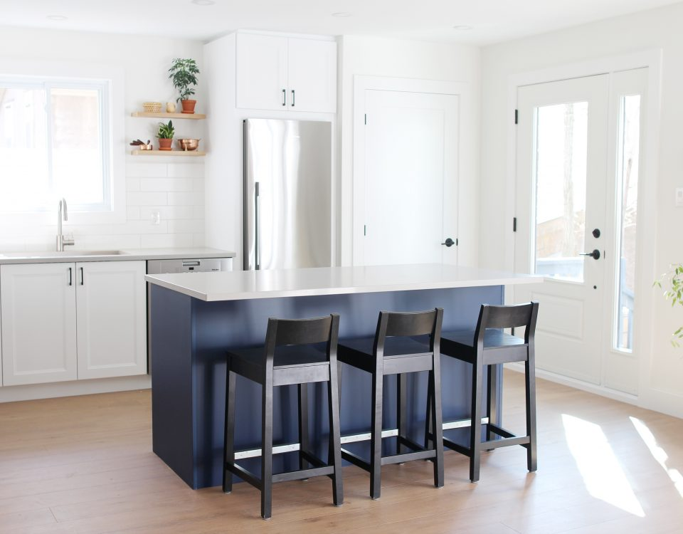 Ruhl Builds - residential design, renovation and construction - Integrated Kitchen Renovation